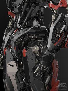 ArtStation - RACER/2 SPLINTER _detail, Yeong Jin Jeon