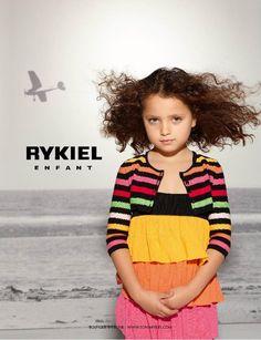 SONIA RYKIEL  ENFANT SPRING-SUMMER 2011