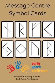 These can be used when creating a message centre as introduced by Greg Bottrill author of 'Can I Go and Play Now?' There are 4 cards to a page and 7 pages, all with hessian border. Home Learning, Early Learning, Reception Layout, Reception Ideas, Eyfs Classroom, Classroom Ideas, Early Years Practitioner, Early Years Maths, Infant Lesson Plans