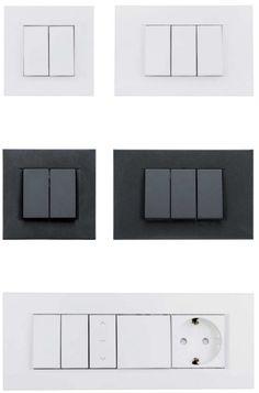 VISIO Lichtschalter - zeitlose Eleganz - Schrack Technik
