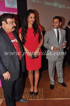 Sania Mirza becomes ambassador of Country Club Fitness | PINKVILLA