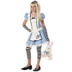 Li'l Alice in Wonderland Costume #Halloween