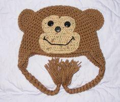 Monkey Hat...$20