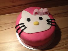 Hello Kitty Cake 2012