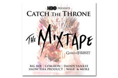 """HBO: """"Catch The Throne"""" Game of Thrones Re-Cap Mixtape"""