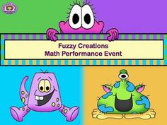 (4th-6th Grades)The kids LOVED this!  Before they could create their fuzzy creature, they had to do the math to divide the supplies evenly among ...