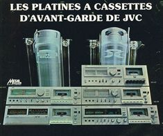 Avant-Garde - JVC 1979