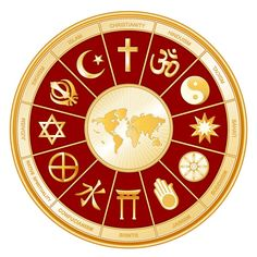 "World Religions...each think it is the ""chosen"" one"