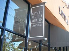 Little Miss Muffin Lakeview Storefront