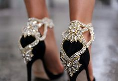 Glamour shoes for prom seasons ❤