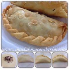 Mutfak Maceralarım: Tatar Kavurma Böreği