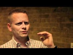 Interview with Patrick Ness video at the London book Fair #PatrickNess #Bookfair http://pinterest.com/mylapshop/book-fairs/