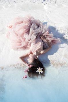 Rose Quartz bridal inspiration