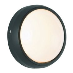 Gino Outdoor Wall Light in Black