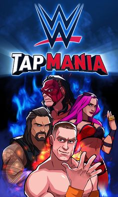 WWE Tap Mania v0.3 [Mod]   WWE Tap Mania v0.3 [Mod]Requirements:4.2 and upOverview:Unleash your ultimate team of Superstars in WWEs new fast-paced game WWE Tap Mania!  In WWE Tap Mania the action never stops. Become a WWE Superstar and battle alongside WWEs greatest Superstars and Legends. Collect Superstar cards build your deck and rise up to become the WWE Champion. Get in the ring and never tap out!  FEATURES - NON-STOP ACTION as you battle the best build your team and take on the world…