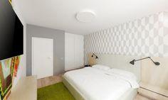 Rekonštrukcia bytu, Hlohovec | RULES Architekti - biele dvere