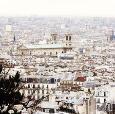 — dreamy Paris
