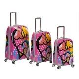 $242.46 Rockland LOVE 3-Piece Spinner Luggage Set by Fox Luggage : Luggage Spinner Sets.