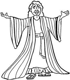 Joseph Many Colored Coat