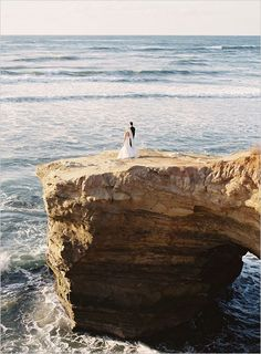 Sunset Cliffs Natural Park (SCNP) in San Diego, CA (68-acre City of San Diego regional park which extends 1½ miles along the Point Loma peninsula's western shoreline)
