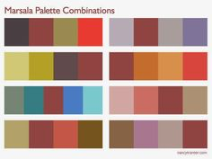 Pantone's 2015 Color of the Year Is Marsala 18-1438