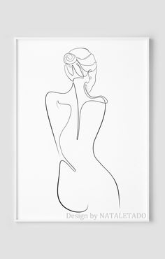Art Sketches, Art Drawings, Illustration Art Drawing, Abstract Line Art, Silhouette Art, Line Drawing, Drawing Hair, Gesture Drawing, Drawing Faces