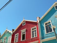 Valparaiso, Chile by urben, via Flickr
