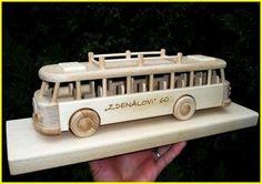 Autobusy hračky ze dreva Wooden Toys, Toys, Wood Toys