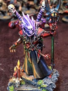 Chaos Sorcerer Conversion