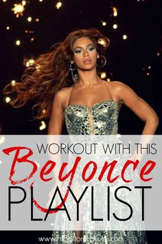 A Beyonce (Sasha Fierce) workout playlist we are totally in love with.
