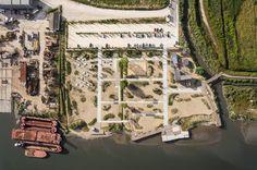 Tagus Linear Park / Topiaris Landscape Architecture. Image © Joao Morgado