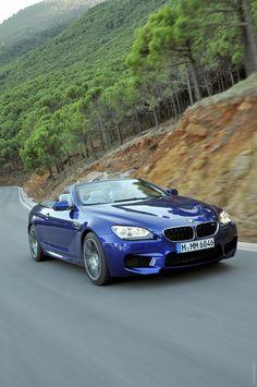2012 M6 Convertible BMW