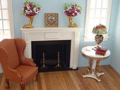 1:6 dollhouse room box | Flickr – Compartilhamento de fotos!
