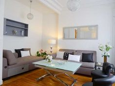 BYP-677 - Furnished 2 bedroom apartment for rent , 54 m² Rue Cardinet, Paris 17, 2200 €/M - 1625 €/W