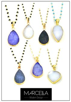 """Huge SALE on Pendants!! Take 30% off all pendant necklaces with checkout code """"PENDANT30""""! Website link in bio."""