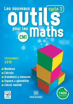 Maths Guidés, Cycle 3, Ebooks Pdf, France 1, Guided Math, Good Books, Web Design, Reading, Isabelle