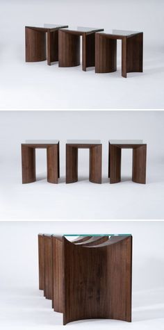 5 By Reed Hansuld At Private Residence Los Angeles Solid Wood