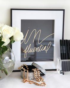Dressing table style idea - Adore Home magazine - Blog