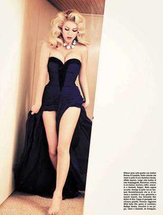 Vogue Italia Beauty June 2013