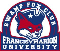 Francis Marion University Swamp Fox Club  - Francis Marion  I like this badge, the site is unrelated