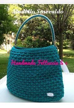 Handmade Fettuccia & co. Carolina Crea.