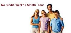 #NoCreditCheck12MonthLoans are the perfect fiscal aids for those borrowers who are suffering from poor economic condition and want hassle free financial help. Through this monetary assistance they can avail the cash without undergo any credit checking procedure and repay back within easy manner. www.nocreditcheck12monthloans.co.uk