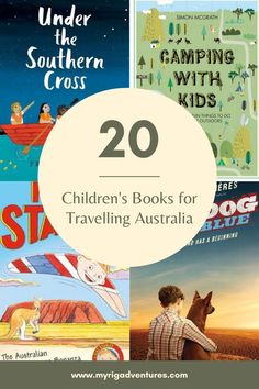 Get your kids excited about travel with these children's books for travelling Australia. Adventures, mysteries, fun and intrepid journeys. There are picture books, young adult's fiction and colouring-in books to choose from. #travel #australia #kids #children #books Best Children Books, Childrens Books, Young Adult Fiction, Coloring Books, Colouring, Travel Information, Plan Your Trip, Australia Travel, Travel With Kids