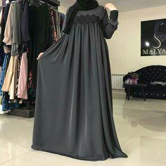 Available At Tabassum Burqa Designers. Moslem Fashion, Niqab Fashion, Street Hijab Fashion, Fashion Outfits, Burqa Designs, Abaya Designs, Hijab Style Dress, Abaya Style, Parda