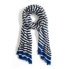 Tommy+Hilfiger+women's+scarf.+Our+Parisian+stripe+scarf+in+airy+fabric+makes+any+outfit+magnifique.+  <br/>•+100%+acrylic.<br/>•+Machine+washable.<br/>•+Imported.<br/><br/>