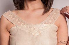 Textiles, Camisole Top, Tank Tops, Shoulder, Women, Fashion, Short Prom Dresses, Minimal Dress, Plunging Neckline