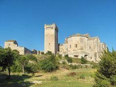De abdij van #Montmajour : een indrukwekkende abdij! Kijk voor meer informatie over deze en andere bezienswaardigheden in Zuid-Frankrijk op www.zonnigzuidfrankrijk.nl !