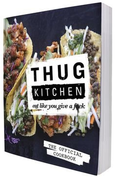 Do y'all have a cookbook?  Fuck yes but it's not just any cookbook, we wrote THE cookbook to help elevate your kitchen game. It's scheduled release is October 7, 2014.   Sounds awesome, where can I buy it? You can preorder your copy through Amazon, Barnes & Noble, IndieBound, Books-A-Million, or iTunes. The book is also available in Canada through Indigo and the UK through Amazon.   More Q&A at Thugkitchen.com
