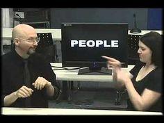 Dr. Bill Vicars | American Sign Language (ASL) : Lesson 8