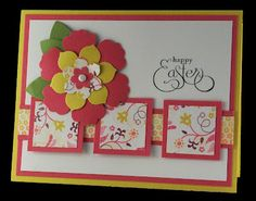 Crafts by Beth: Easter Blossom